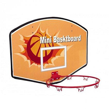 Щит баскетбольный с кольцом №3. JOEREX BA28556