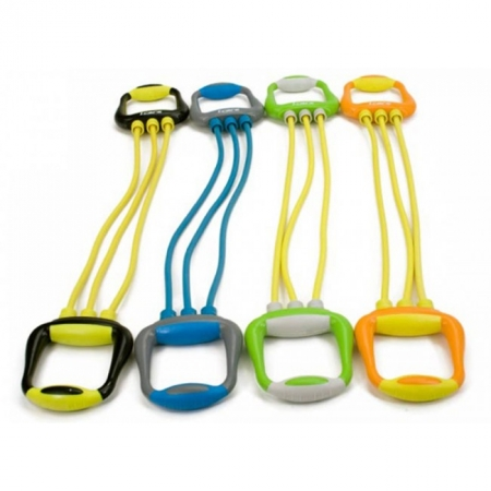Эспандер для фитнеса, 3 шнура. JOEREX I.CARE JIC032