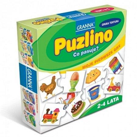 Настольная игра Пузлино, Granna (11401) Intex