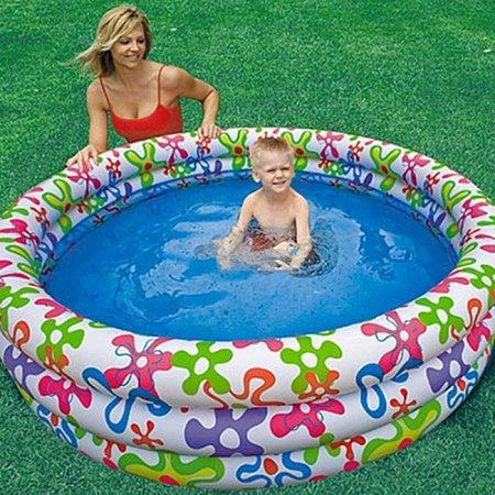 Бассейн детский Color Splash. Intex 56440