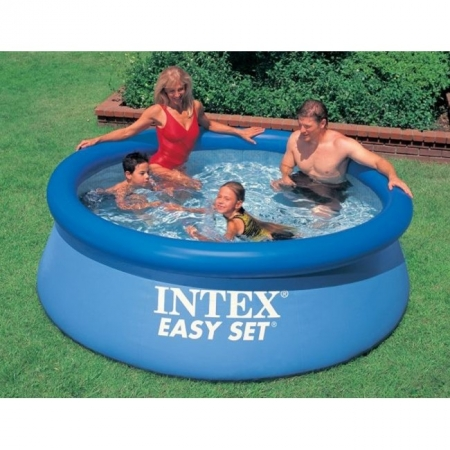 Бассейн семейный Easy Set 244. Intex 56970