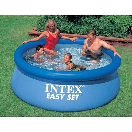 Бассейн семейный Easy Set 244. Intex 56970