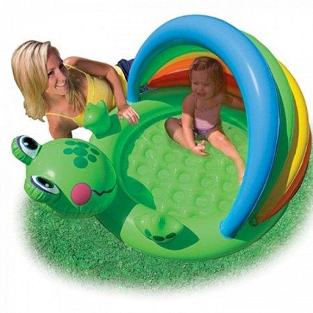 Детский бассейн Веселый лягушонок. Intex 57416