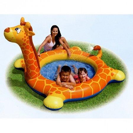 Детский бассейн Жираф. Intex 57434