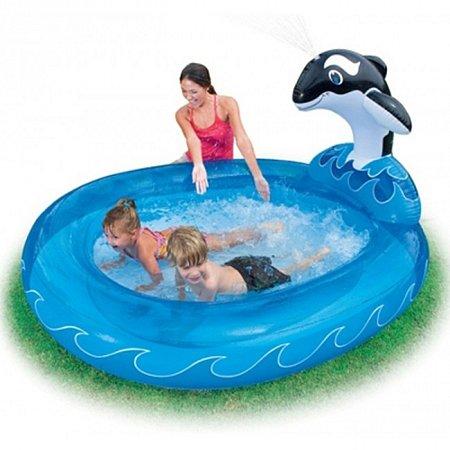 Детский бассейн Дельфин. Intex 57436