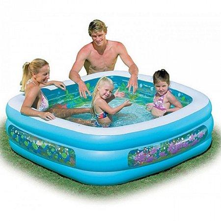 Детский бассейн Аквариум. Intex 57471