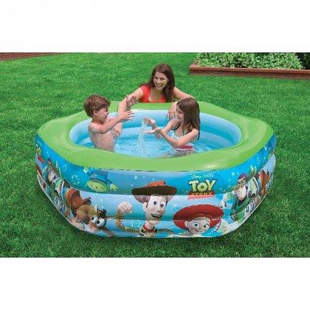 Детский бассейн История игрушек. Intex 57490