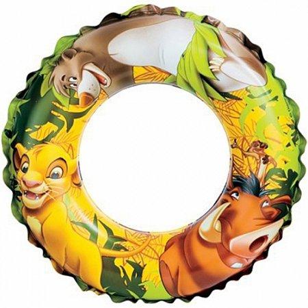 Надувной круг Дисней Король Лев. Intex 58225