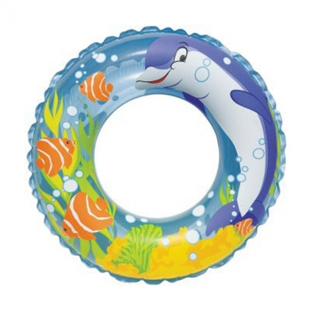 Надувной круг Дельфин. Intex 58245