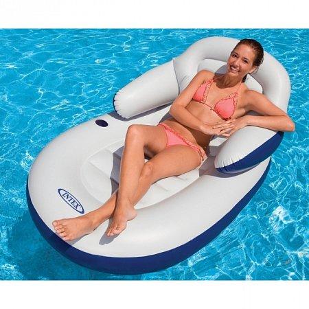 Изображение - Надувное кресло Comfy Cool Lounge. Intex 58864