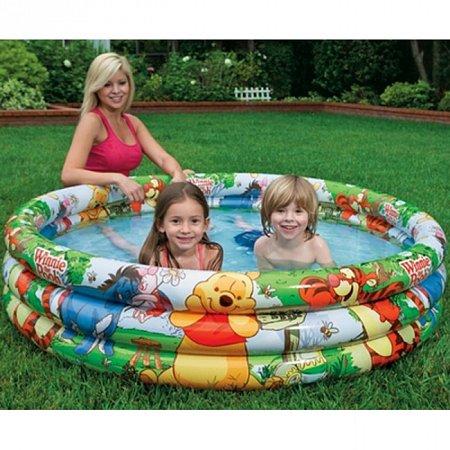Детский бассейн Винни Пух. Intex 58915