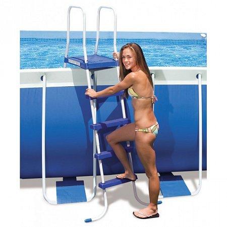 Лестница для бассейна. Intex 58974