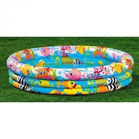 Детский бассейн Тропические рыбки. Intex 59431