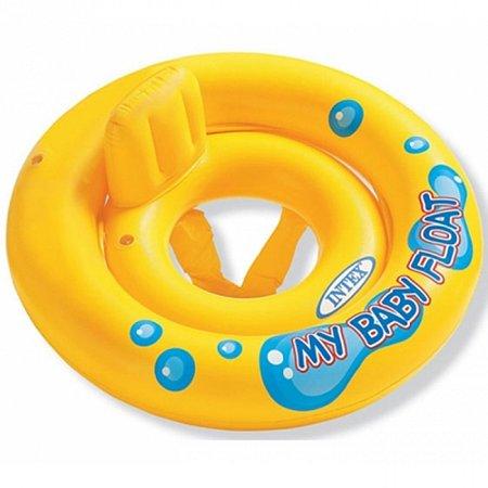 Надувной круг My Baby Float. Intex 59574