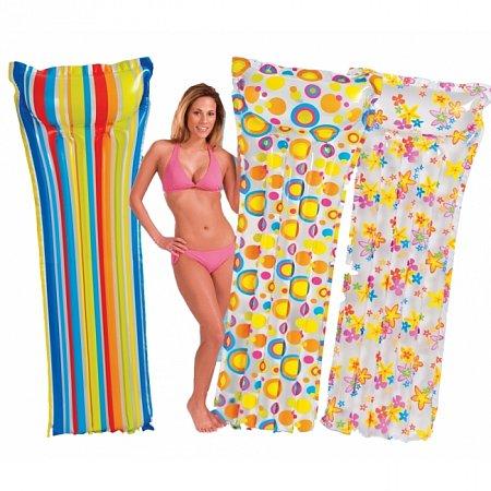Надувной матрас пляжный. Intex 59711