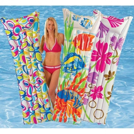 Изображение - Матрас пляжный FASHION MATS. Intex 59720