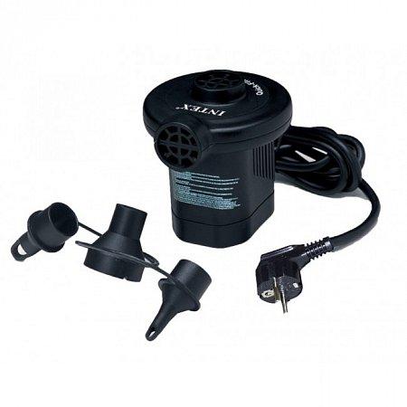Воздушный насос электрический 220В . Intex 66620