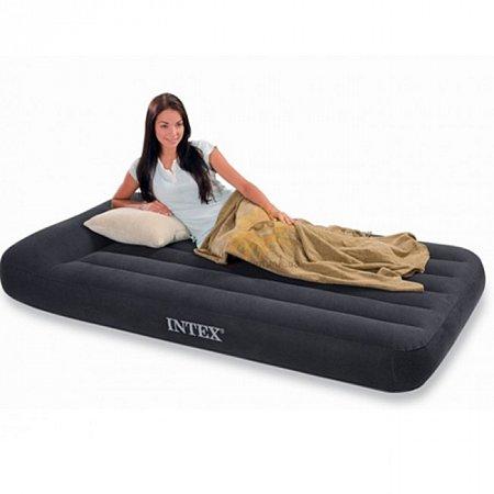 Надувной матрас Pillow Rest Classic Bed 137. Intex 66768