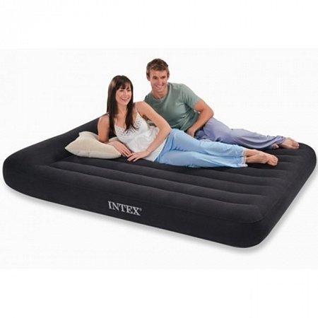 Надувной матрас Pillow Rest Classic Bed 152. Intex 66769