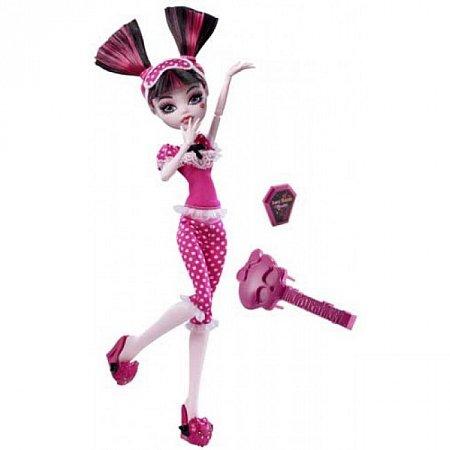 Кукла Дракулора Monster High из серии Пижамная вечеринка