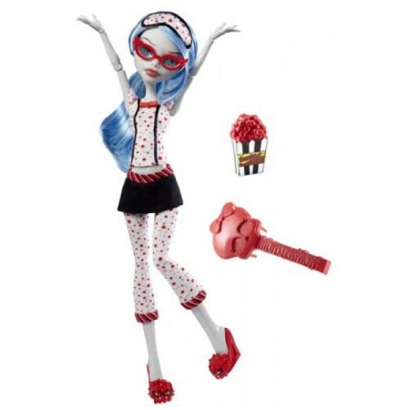 Кукла Гулия Элпс Monster High из серии Пижамная вечеринка