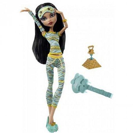 Кукла Клео де Нил Monster High из серии Пижамная вечеринка