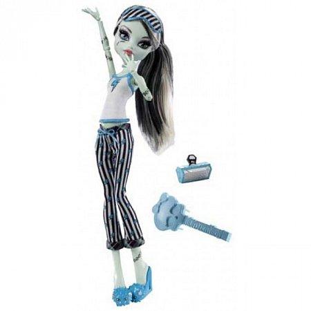 Кукла Френки Штайн Monster High из серии Пижамная вечеринка