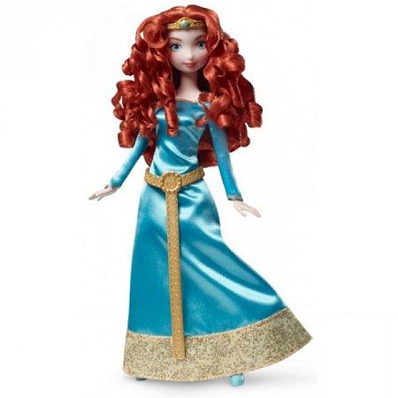 Кукла «Храбрая сердцем», серия «Принцессы Диснея» Mattel