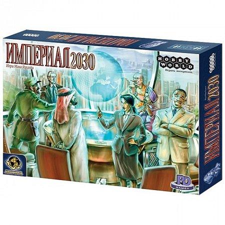 Настольная игра Империал 2030. Hobby World (1965)