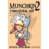 Изображение 1 - Munchkin 2 Unnatural Axe (на английском языке)