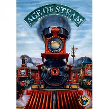 Настольная игра Age of Steam
