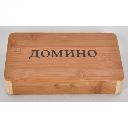 Домино в деревянной шкатулке 5010b