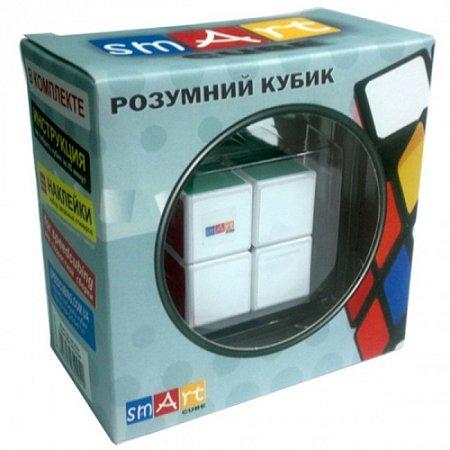 Кубик Рубика 2х2х2 с белой основой. Smart Cube