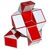 Изображение 1 - Змейка Рубика (red-white). Smart Cube. SCT402s