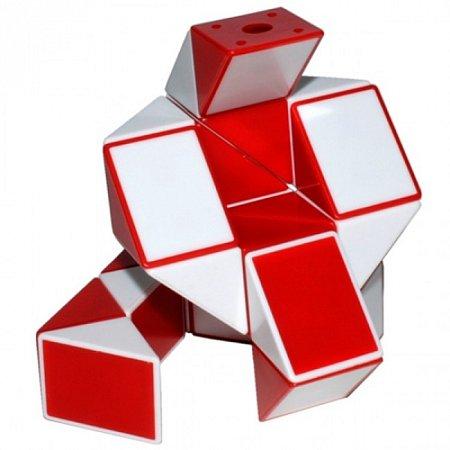 Изображение - Змейка Рубика (red-white). Smart Cube. SCT402s