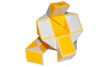 Змейка Рубика (yellow-white). Smart Cube