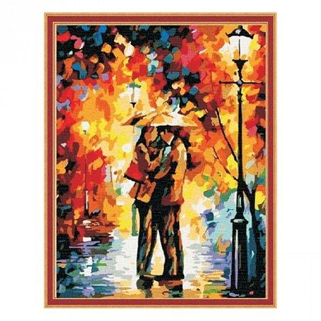 Раскраска по номерам Осенний вечер (40х50), Color Kit CG123