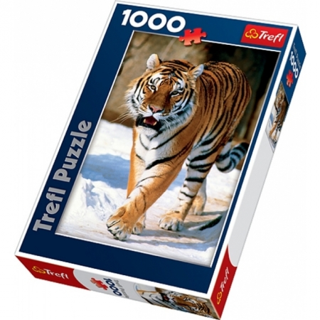 Пазл Trefl - Сибирский Тигр. 1000 pcs (10135)