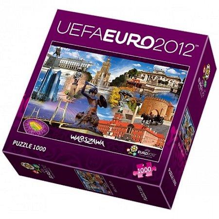Пазл Trefl - Euro 2012 Варшава. 1000 pcs (10254)