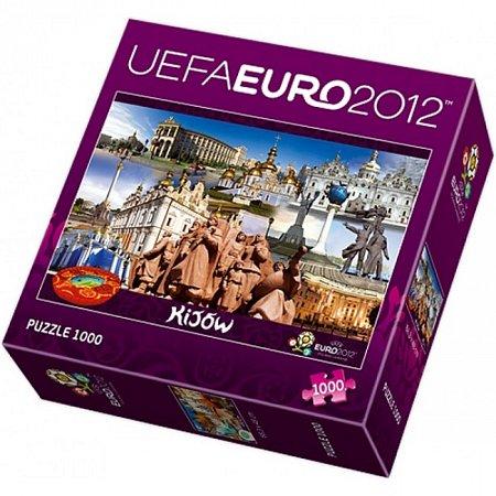 Пазл Trefl - Euro 2012 Киев. 1000 pcs (10255)