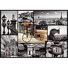 Пазл Trefl - Париж, коллаж. 1000 pcs (10279)