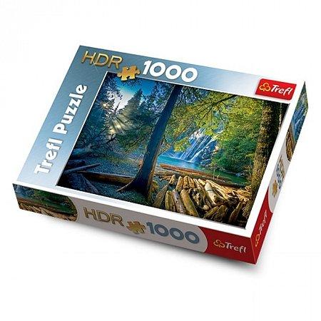 Пазл Trefl - Таинственный лес. 1000 pcs (10288)