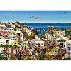 Пазл Trefl - Жизнь на острове, Санториниос-Санторинакис. 1000 pcs (10296)