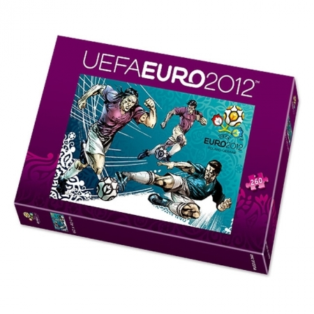 Пазл Trefl - Евро 2012. 260 pcs (13124)