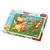 Пазл Trefl Maxi 24 - Компания Винни. 24 pcs (14136)