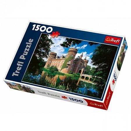 Пазл Trefl - Замок Мойланд. 1500 pcs (26074)