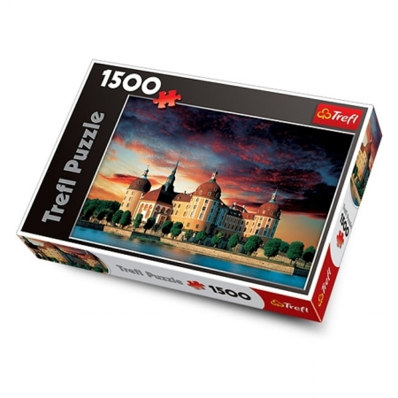 Пазл Trefl - Замок Моритцбург. 1500 pcs (26101)