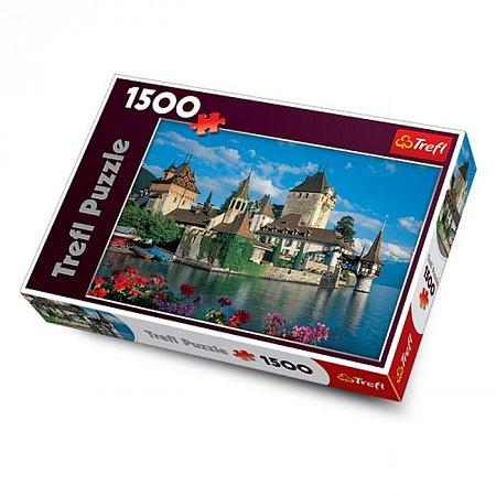 Пазл Trefl - Замок Оберхофен. 1500 pcs (26102)