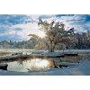 Пазл Trefl - Утро над озером. 2000 pcs (27044)