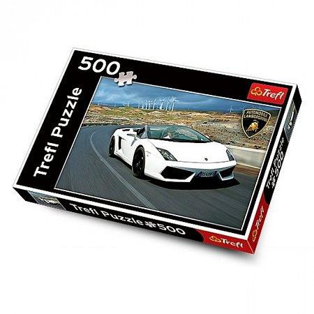 Пазл Trefl - Lamborghini Gallardo. 500 pcs (37097)